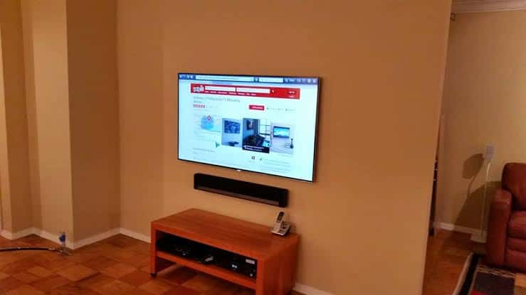 TV Mounting Services Buford