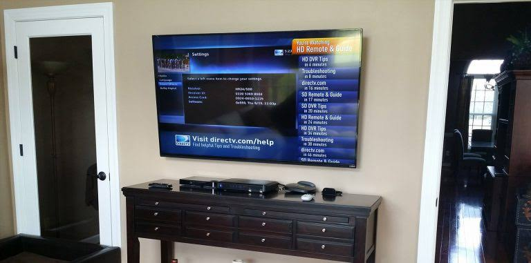 Best Rated TV Mounting Service Atlanta